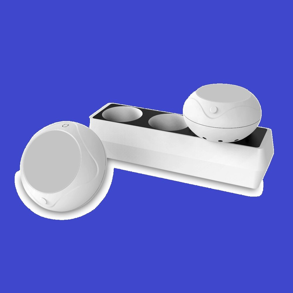 Wireless Sound Light Siren and Remote Controller 433MHz DIY Smart Home,  Wolf-Guard, #S3