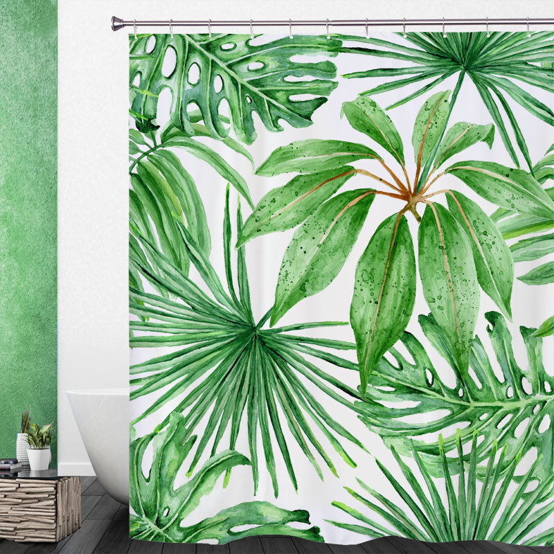 Tropical_Palm_Tree_Leaf_shower_curtain_with_Hooks_Bathroom_Accessories_Mildew_Resistant_Waterproof_Polyester_Fabric__1517637185409_0