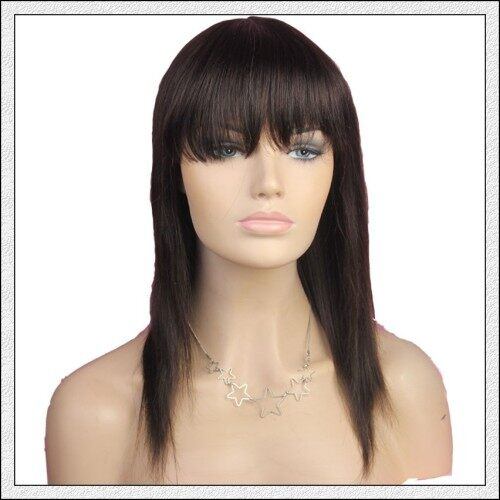 Online shopping for Human Hair Women s Short Wig at the right price   Fast  Shipping de89ed6ad2