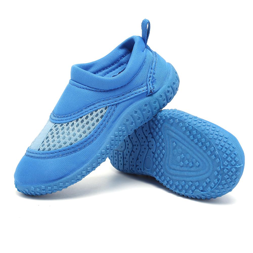 032496015696 CIOR FANTINY Unisex Toddler Aqua Water Shoes Quick Drying Swim Beach Sports  For Boys Girls (Toddler Little Kid).SAIP01-navy