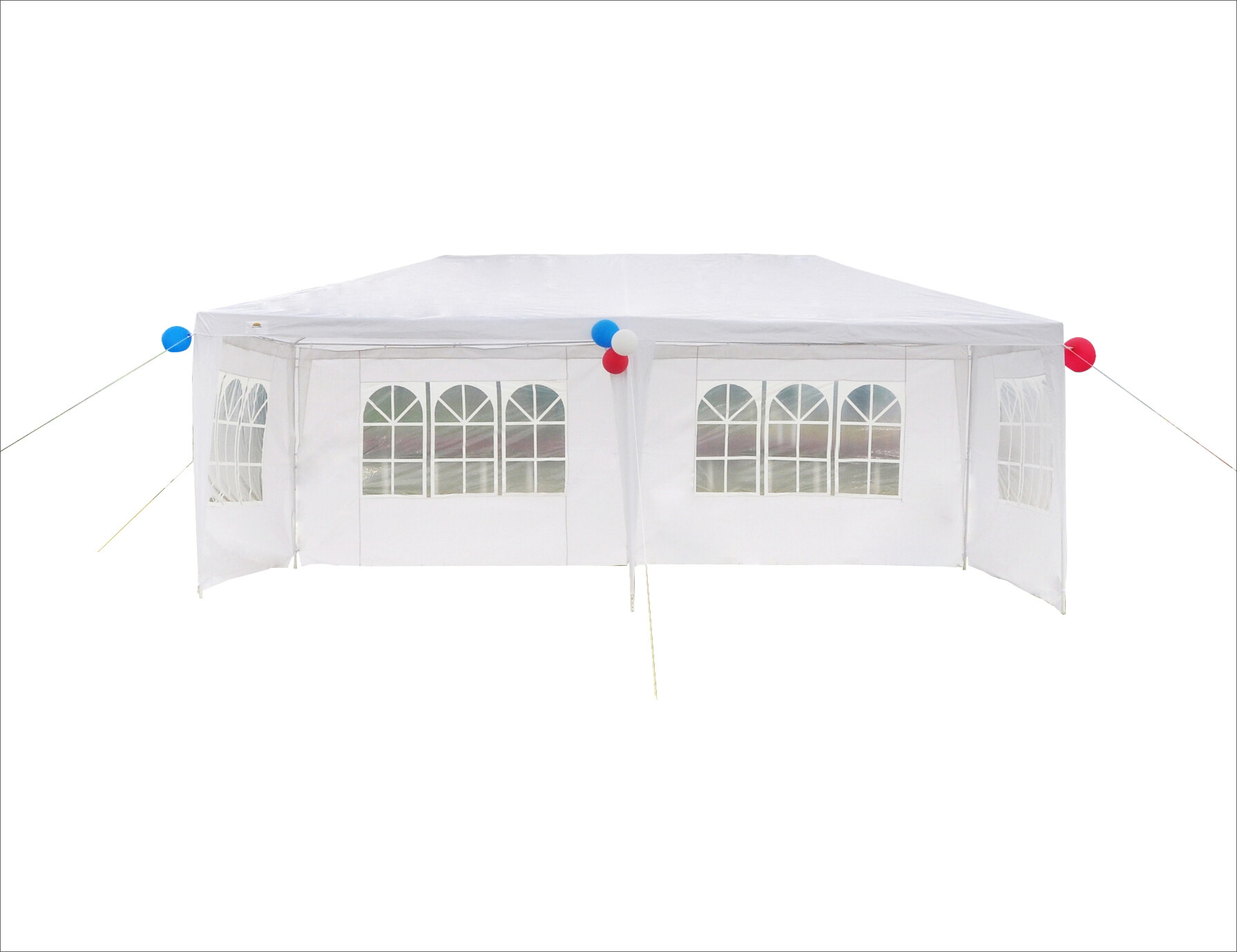 10 X10 10x20 10 X30 White Canopy Heavy Duty Party Tent