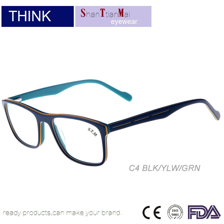 classical designer eyeglass frames CP injection Classic shape wine ...