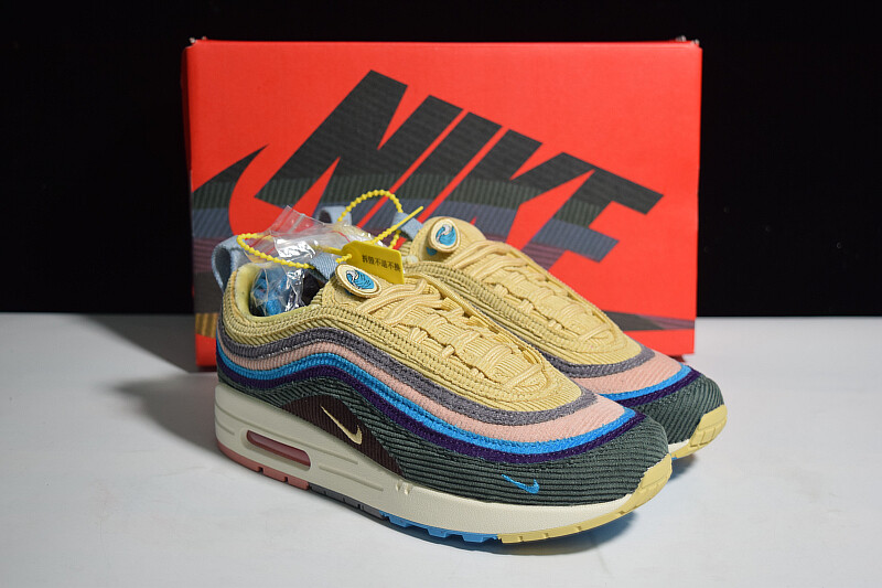 EXCLUSIVE Nike Air Max 97/1 Sean Wotherspoon