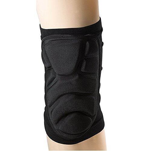 Breathable Protective Soft Lightweight Padded Sleeve Elbow for Skiing Skating Snowboarding Unisex TTIO Elbow Pads