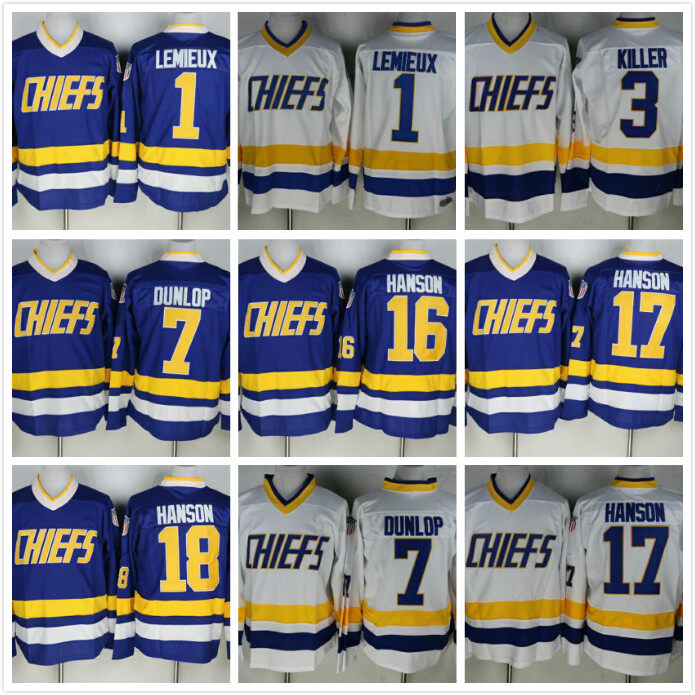 Home · Ice Hockey Jersey. 1  3  7  16  17  18  Hanson Brothers Charlestown  Ice  1  ... 9053f06d1