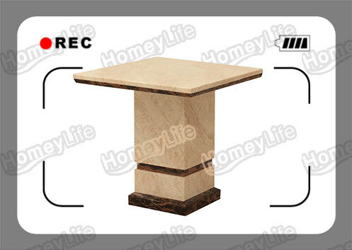 small UK best selling marble lamp table HL48