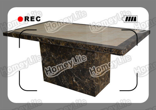 UK Best Selling Marble Nesting Coffee Table HD15#