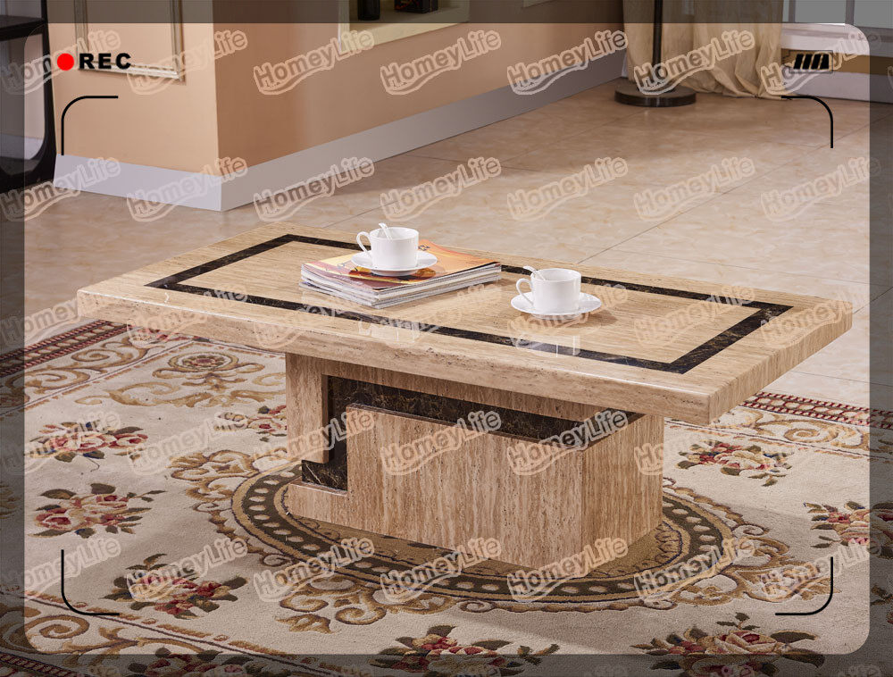 Top Selling Design Marble Coffee Table HD49#