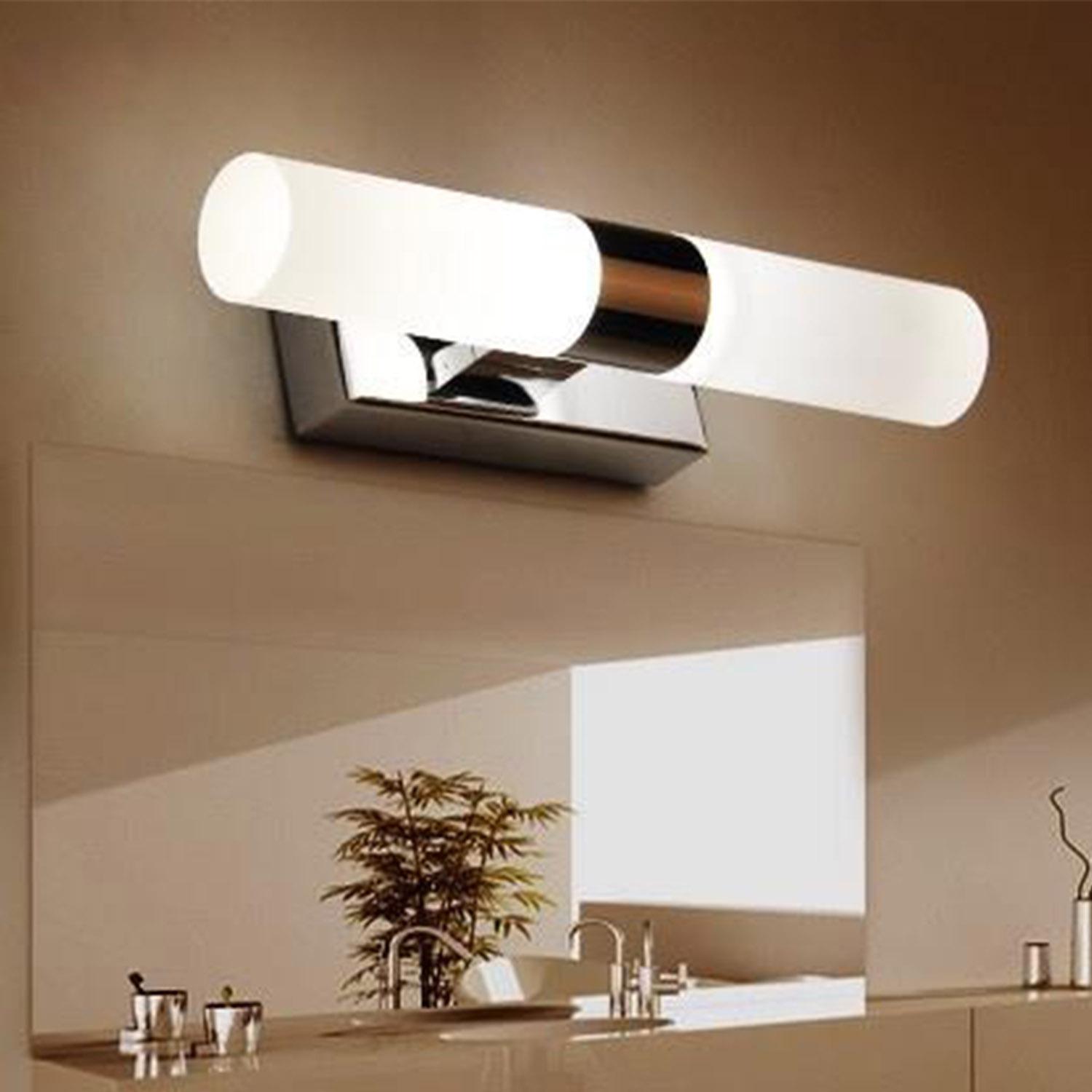 Facon 12V 16.7Inch 8W LED RV Vanity Lights Fixtures Wall ...
