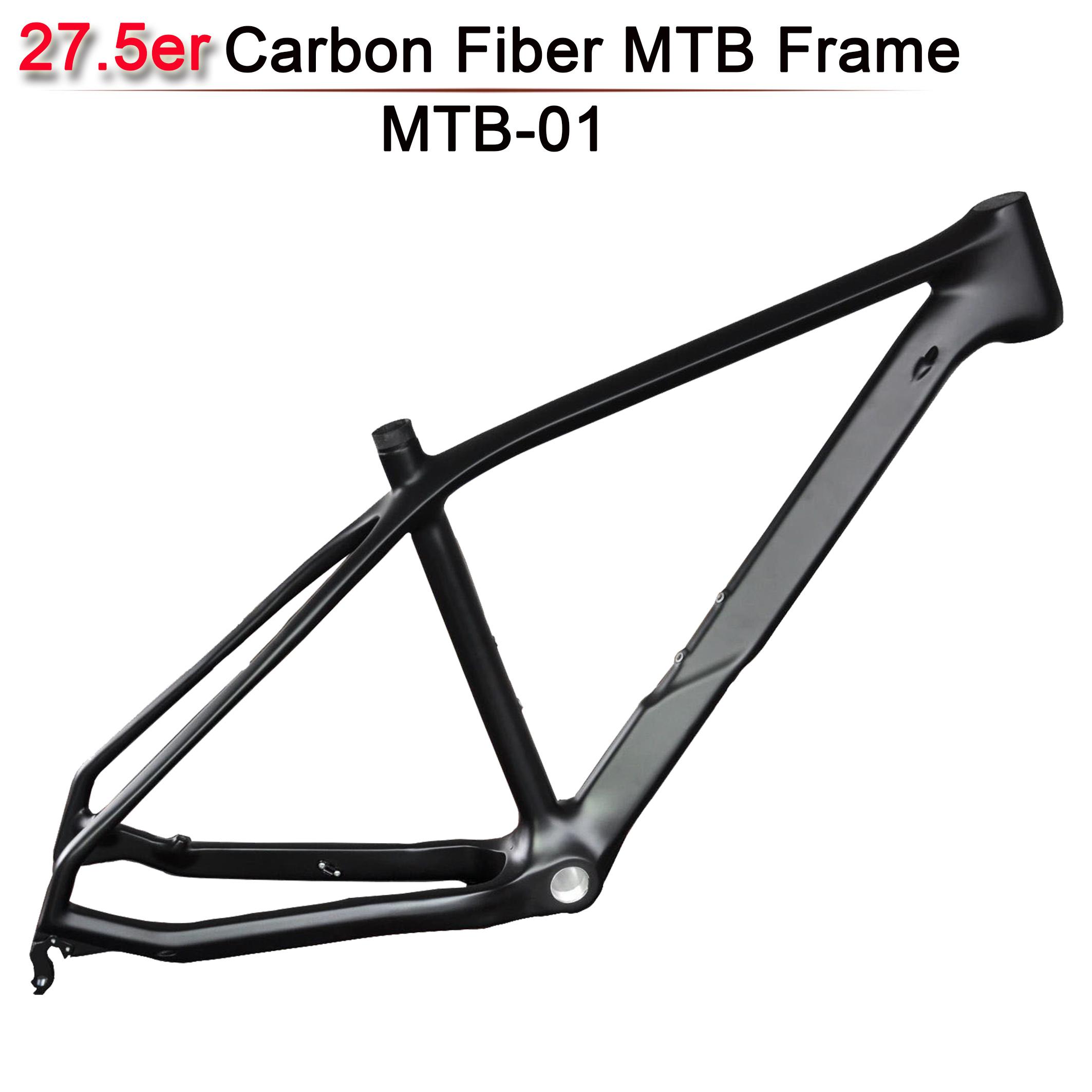China carbon fiber bicycle frame carbon fiber mountain bike frame ...