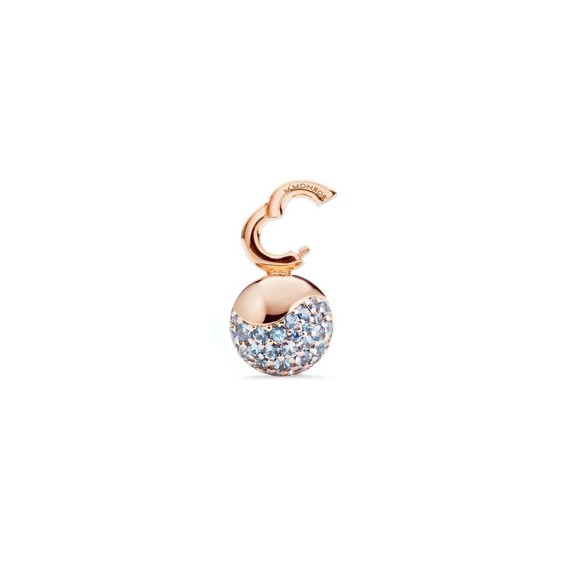 AURA Mini Pavé Sphere Charm