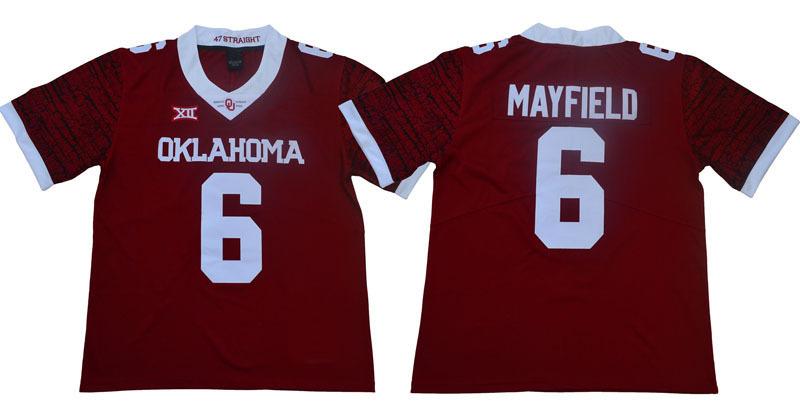 baker mayfield jersey sooners