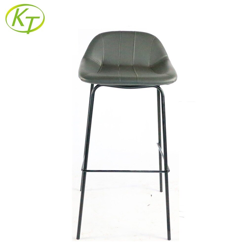 Bar Height Leather Backless Bar Stools Bar Stool Style Chairs KT-BS334