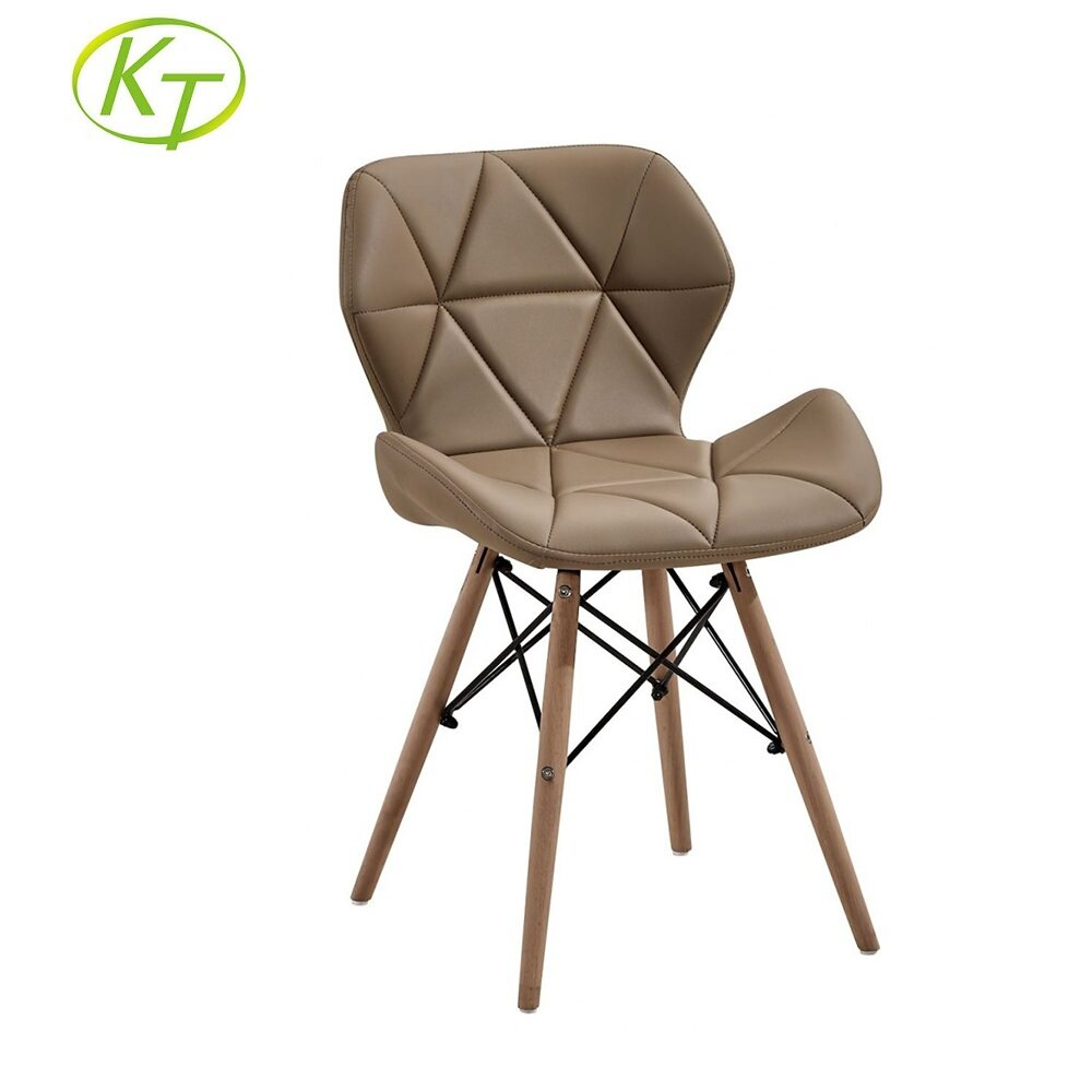 Comfortable Sitting Room Bar Stools With Backs Multicolor Optional KT-5388