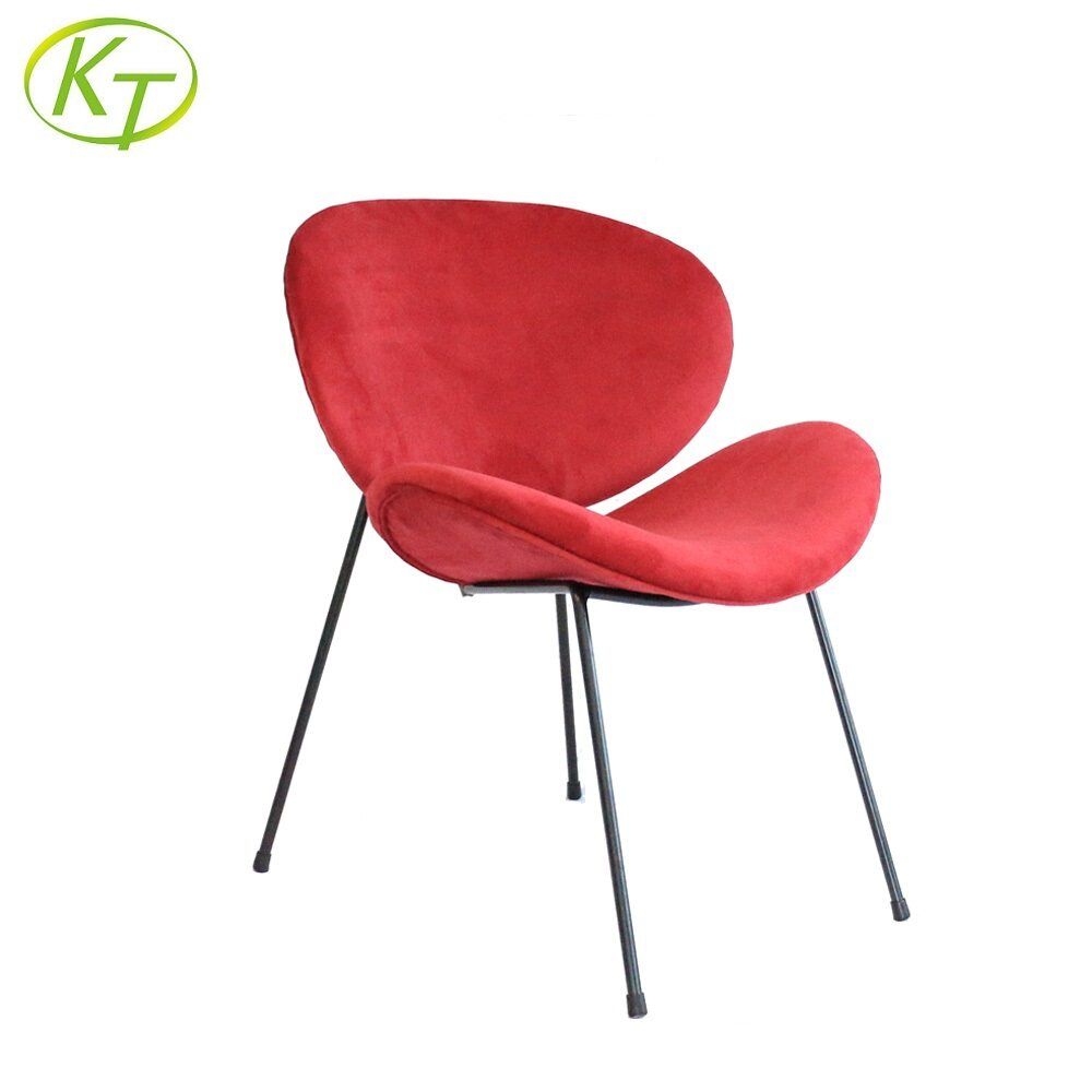 Upholstered Bar Stools With Backs Fabric Recliners Breakfast Bar Chairs KT-5176