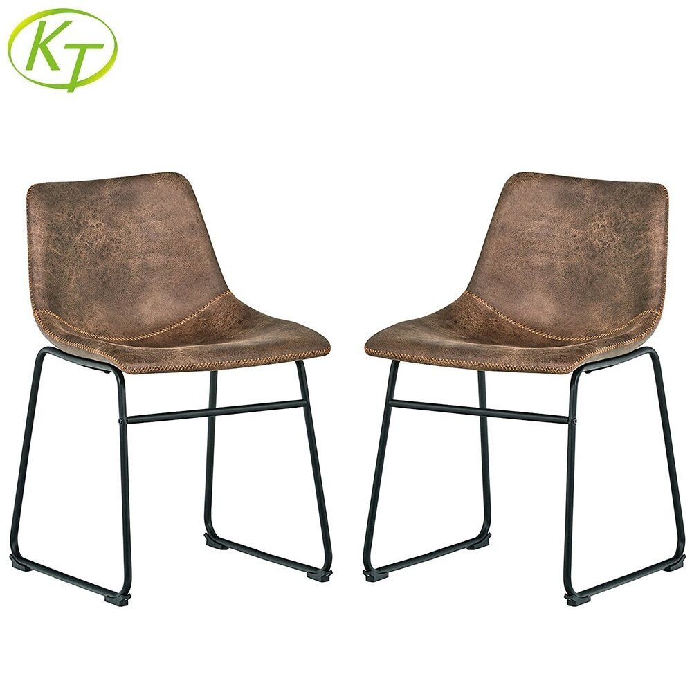 Leather Recliners Bar Stools With Backs Domestic Chairs KT-5346