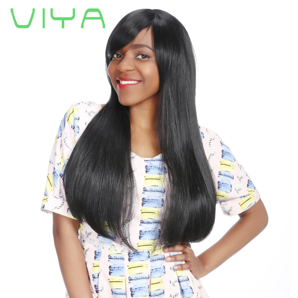 Straight Virgin Hair Brazilian Hair Weave Bundles 100 Human Hair