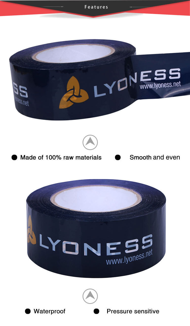 Custom Printed Tape Canada