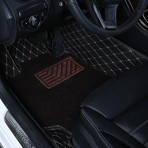 WorthMats Custom Fit Double Layer Full Coverage Floor Mat For Acura - Acura rdx floor mats