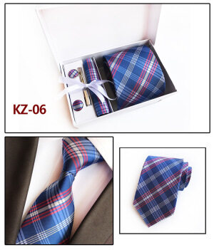 2019 Nice design fashion polyester ties to men