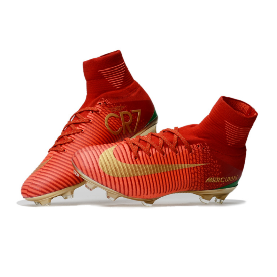 save off cb99f 46239 CR7 Mercurial Superfly Vapor XI Outdoor FG Soccer Cleats Boots Size 35-45  --- CR7005