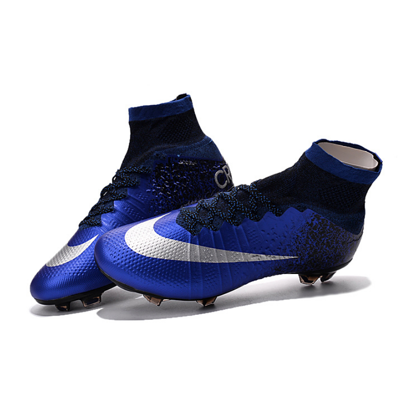 best service b7733 8ef99 CR7 Mercurial Superfly Outdoor FG Soccer Cleats Boots Size 35-45 --- CR7001