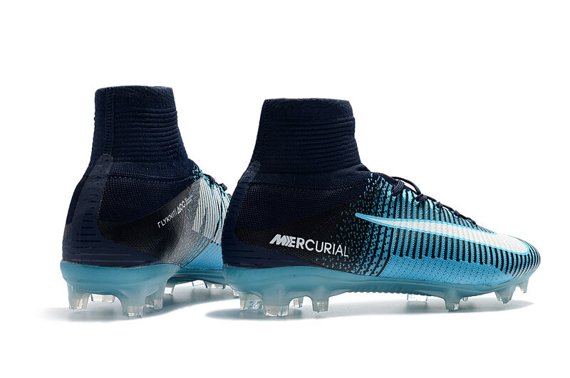 promo code 48fe1 dfc12 Mercurial Superfly Vapor XI Outdoor FG Soccer Cleats Boots Size 35-45 ---  KMSV010
