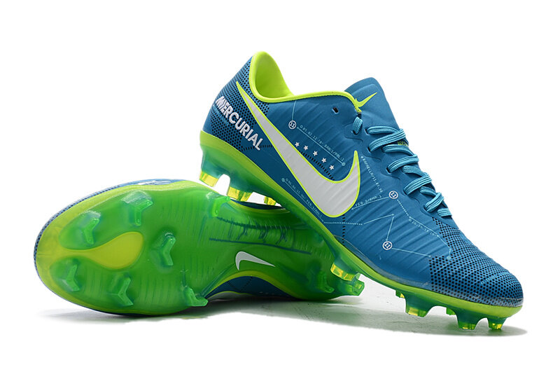 b192f117c Neymar Nikie Low Ankle Outdoor FG Soccer Cleats Boots Size 39-45 --- NKLM24