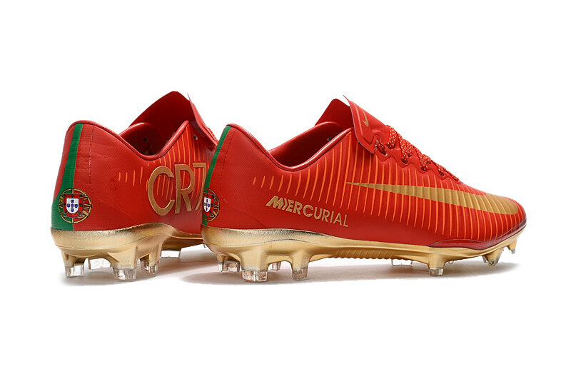 86ca25f62 CR7 Nikie Low Ankle Outdoor FG Soccer Cleats Boots Size 39-45 --- NKLM27