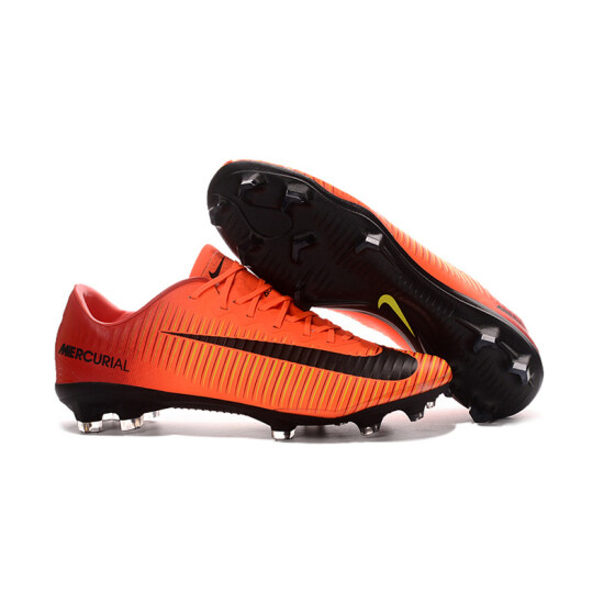 f2f733916 Nikie Low Ankle Outdoor FG Soccer Cleats Boots Size 39-45 --- NKLM34