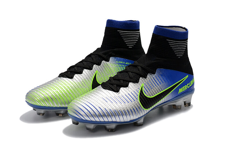 super popular 9f252 f7f38 Neymar Mercurial Superfly Vapor SX Outdoor FG Soccer Cleats Boots Size  39-45 --- KMSV036