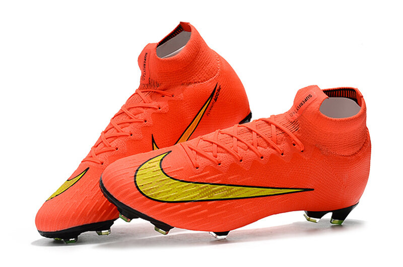 competitive price a8103 081fd Nikie Flyknit Mercurial Superfly VI 360 Elite Outdoor FG Soccer Cleats  Boots Size 39-45 --- F360M010