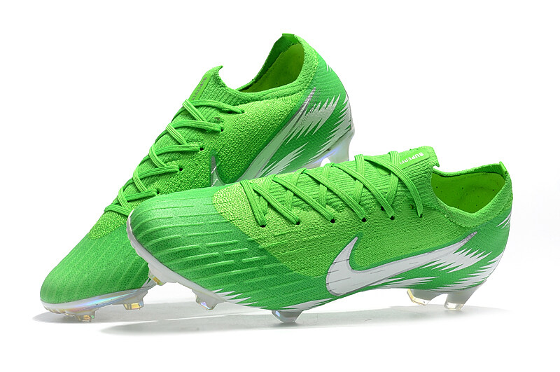 Nikie Flyknit 360 Mercurial Vapor XII Elite Outdoor FG Soccer Cleats Boots  Size 39-45 --- F360M005 470f5a7d1ce59