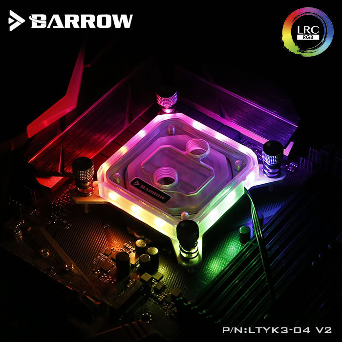 Formulamod Barrow Ltyk3 04 V2 For Intel Lga115x Cpu