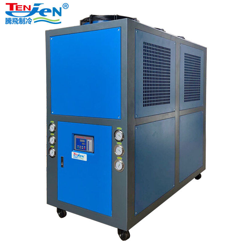 Information on some industrial chillers/ How to choose the size of the chiller for injection molding machine?