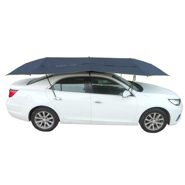 Dr Deng 4 2m Manual Car Umbrella To Protect The Car In The Sun