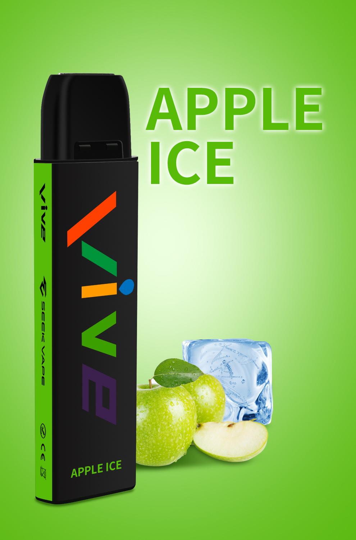 copy of Seek Vape VIVE Disposable Vape Pen CIGAR 1597060057149 0 Vive Disposable Vape Pen (600 Puffs)