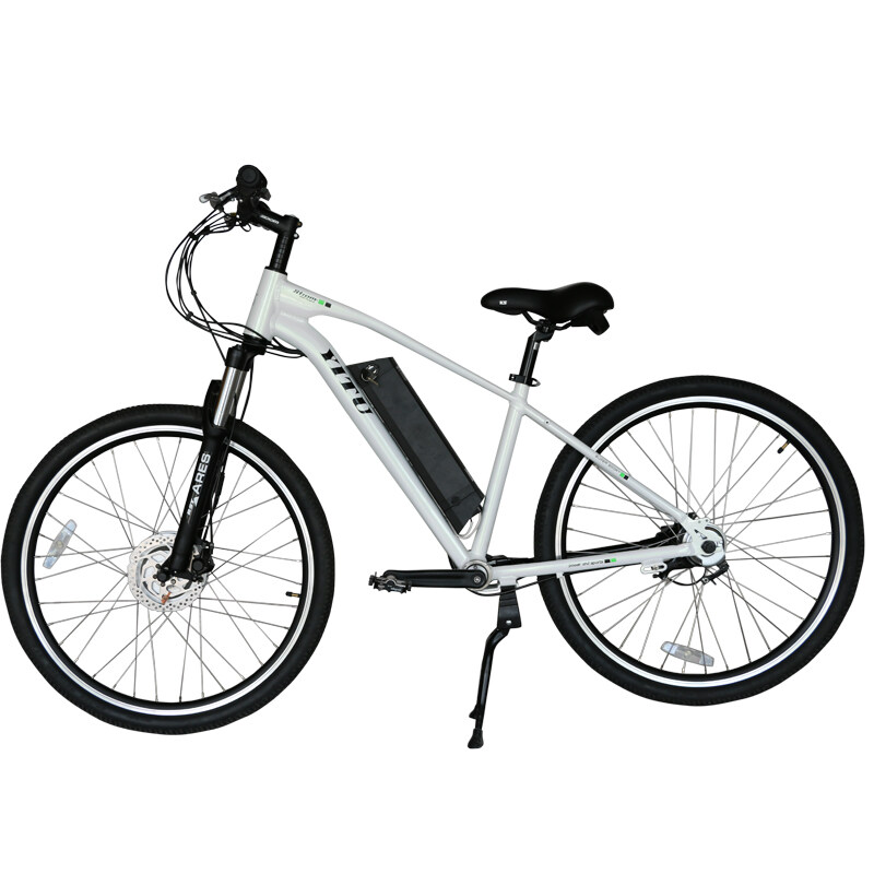 26 inch front drive shaft drive male city chainless electric bike