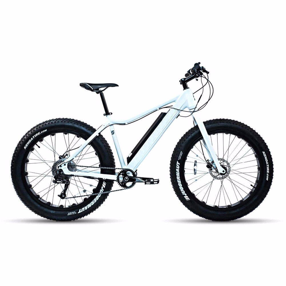 26 inch frame hidden battery fat tire electric bicycle 6