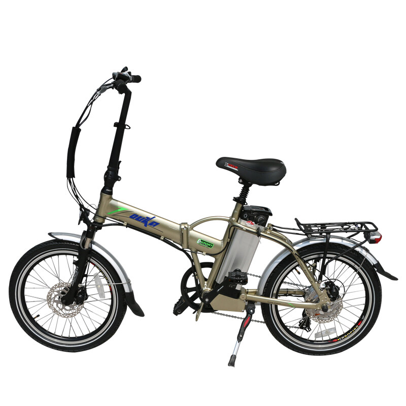 classical 20 inch folding electric bicycle