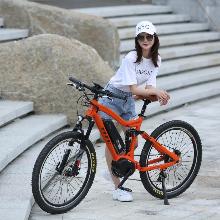 Why would I use an e-bike over a regular bike?