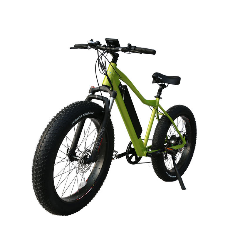 26 inch frame hidden battery fat tire electric bicycle 0