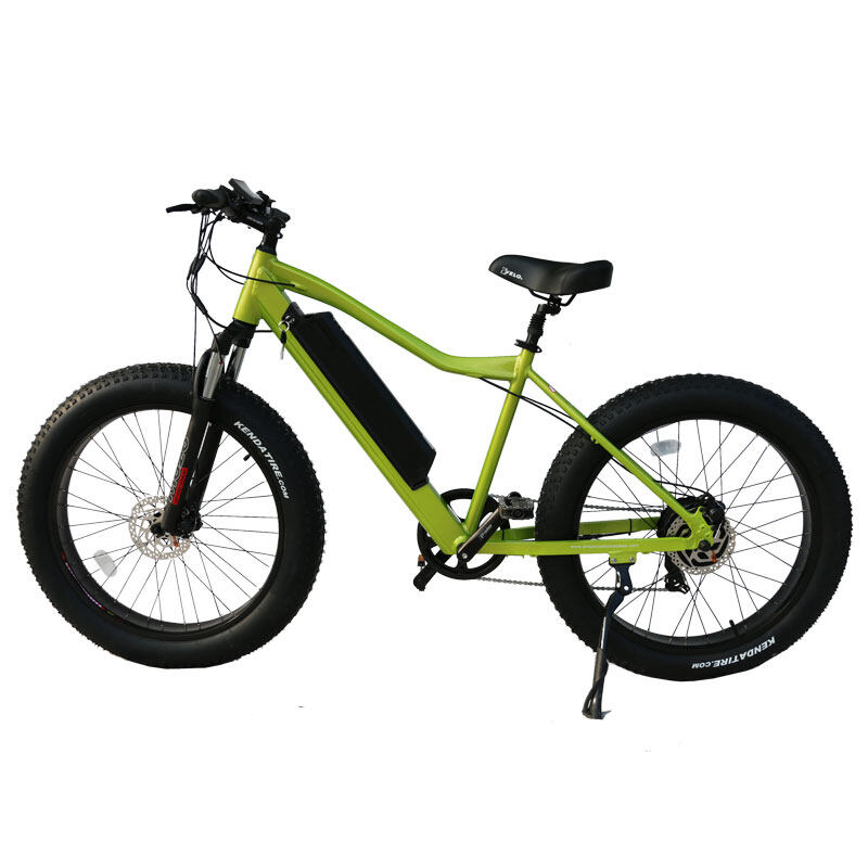 26 inch frame hidden battery fat tire electric bicycle 1