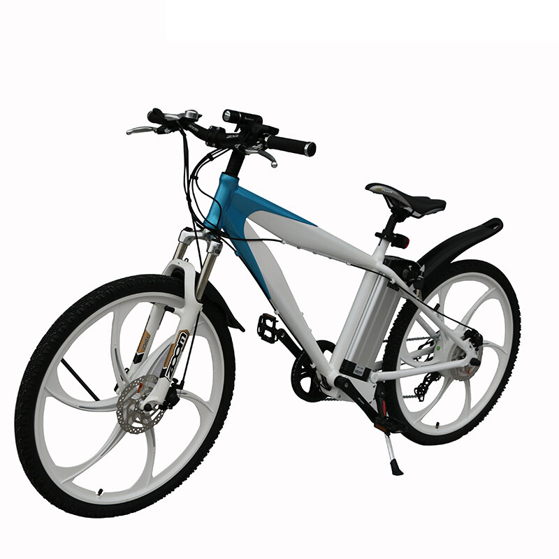 Magnesium alloy motor wheel mountain electric bike 1