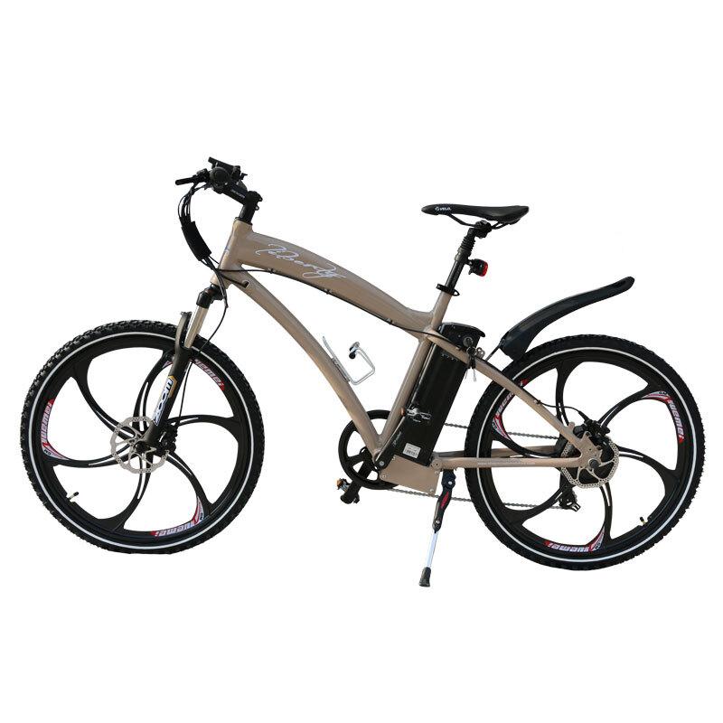 Magnesium alloy motor wheel mountain electric bike 0