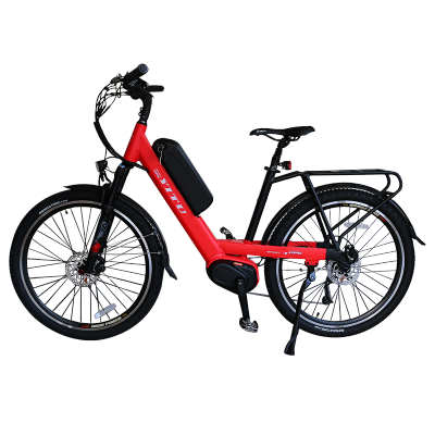OUKA factory for City electric bike at the right price & Fast Delivery
