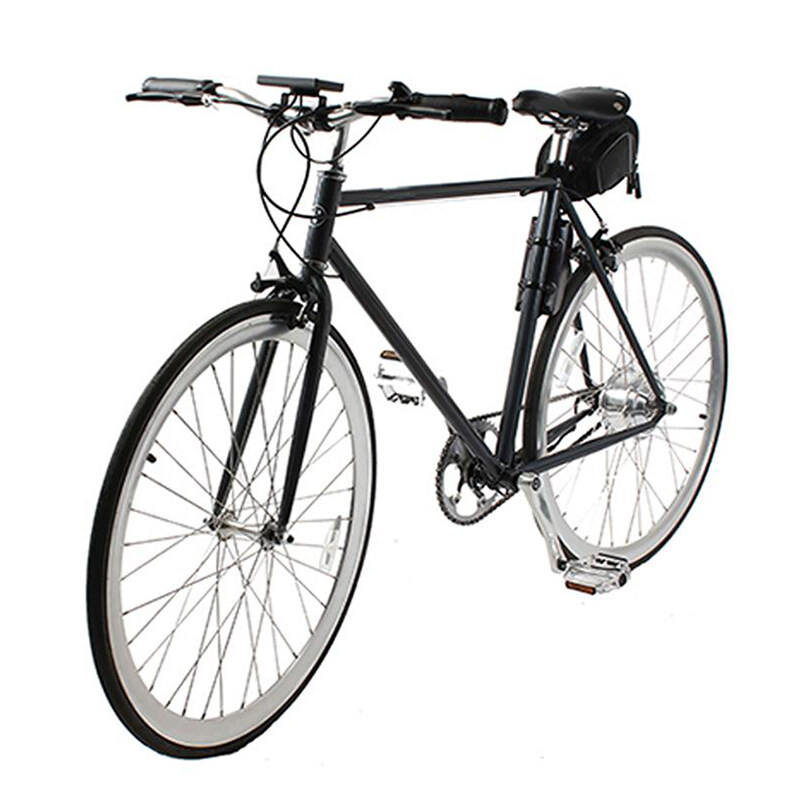 color lcd display lithium battery powered pedal assisted electric bike