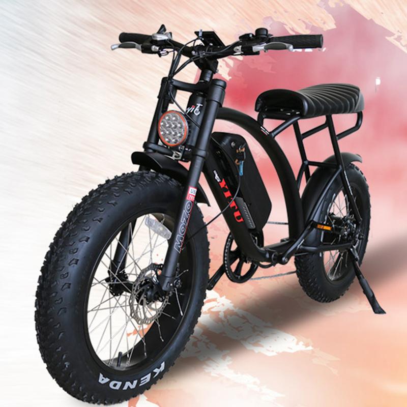 Super 73 Single Rear Drive Hub Motor Fat Tire Electric