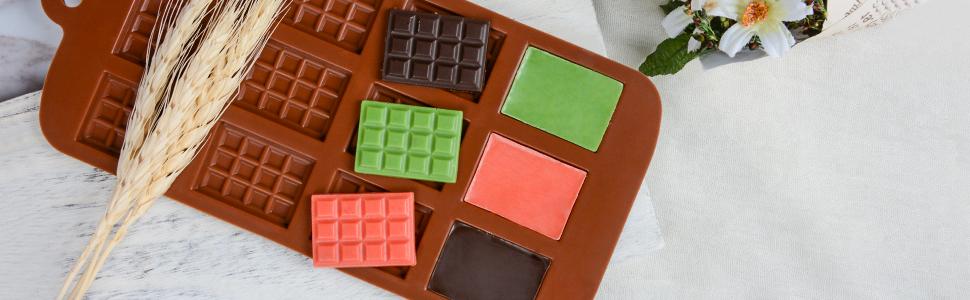 break apart chocolate molds