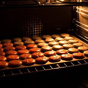 High heat resistant Macaron mat